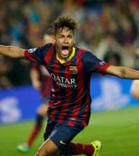 barc3a7a-1-1-atletico-madrid-neymar-celebrates-goal-champions-league-quarter-final-2014