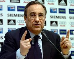 Florentino sigue adelante con la remodelación del Bernabéu, a pesar de la suspensión