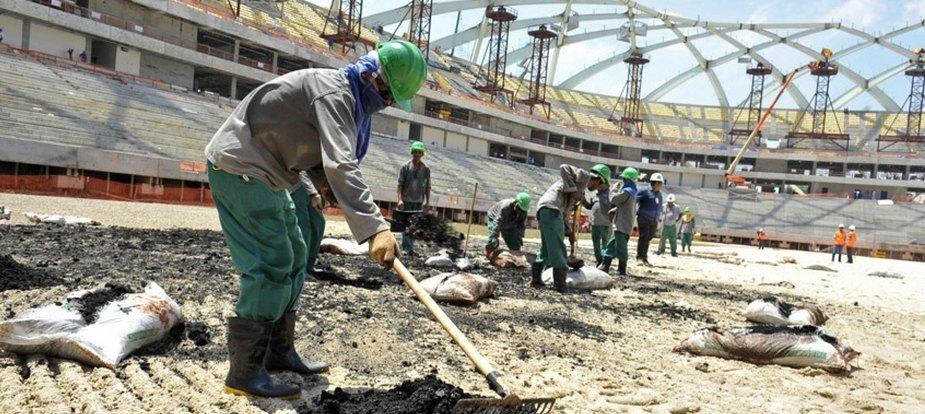 Miles de norcoreanos esclavizados para Qatar 2022