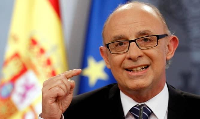 Hacienda reclama 542 millones € al fútbol español