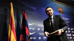 El presidente del Barça, Bartomeu / Agencias