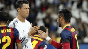 Cristiano Ronaldo y Neymar Jr / Agencias