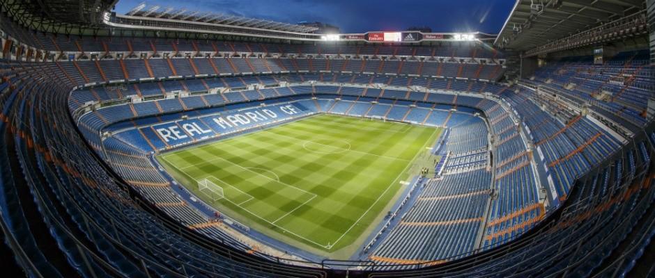 Estadio Santiago Bernabéu / Agencias