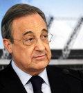 Florentino Pérez presidente del Real Madrid / Agencias