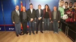 Junta directiva del Barça / Agencias