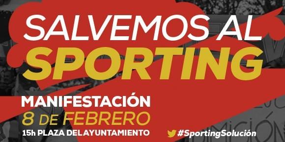 """""""Salvemos al Sporting"""" / Agencias"""