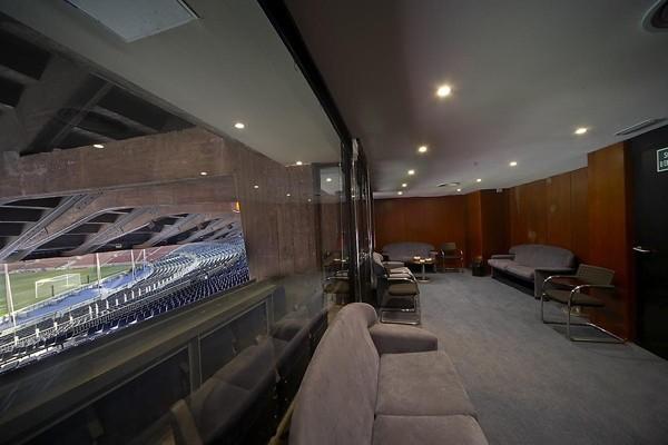 Palco VIP Camp Nou / Agencias