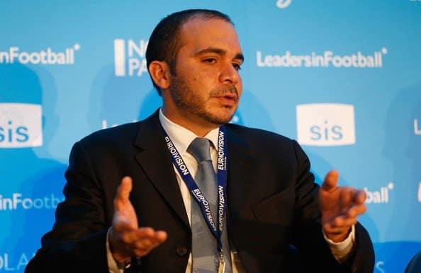 El Principe Ali, candidato a presidir la FIFA / Agencias