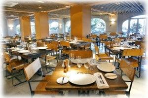 Restaurante en Brasil / Agencias