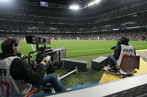 Análisis GINI demuestra que el reparto de derechos televisivos de la LFP es el más desigual de Europa