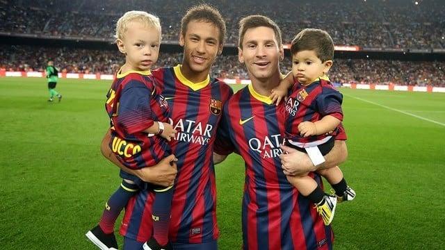 El Barça lidera las ventas de camisetas infantiles en la meca del fútbol