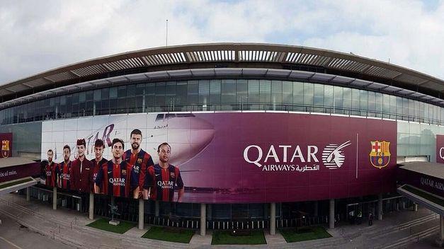El Barça recibirá 200 millones de euros a cambio de ponerle 'apellido' al Camp Nou