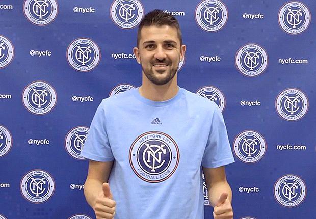 Villa, Lampard, Pirlo...¿cómo funciona el sistema MLS de Jugadores Franquicia?