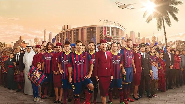 ¿Final de la alianza Barça – Qatar?