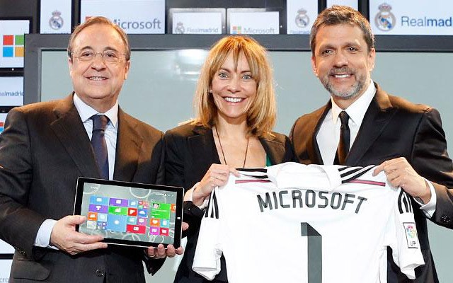 Gracias a su alianza con Microsoft, el Real Madrid maneja la base de datos más grande del mundo