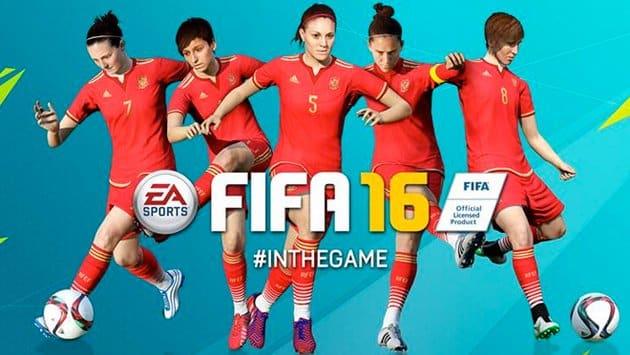 EA Sports incluirá fútbol femenino en el FIFA 2016