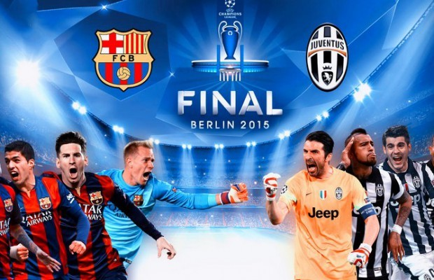 Final Champions League 2014/15: Ingresos Totales FC Barcelona y Juventus