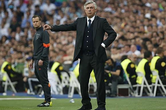Imagen Pagina Oficial de Carlo Ancelotti