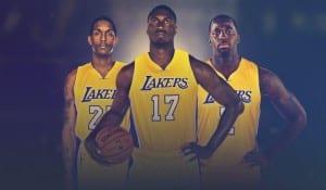 Foto: Facebook de los Lakers