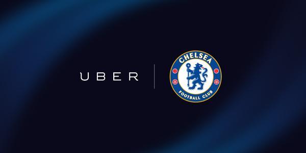 El Chelsea se alía con Uber para promocionar su nueva camiseta