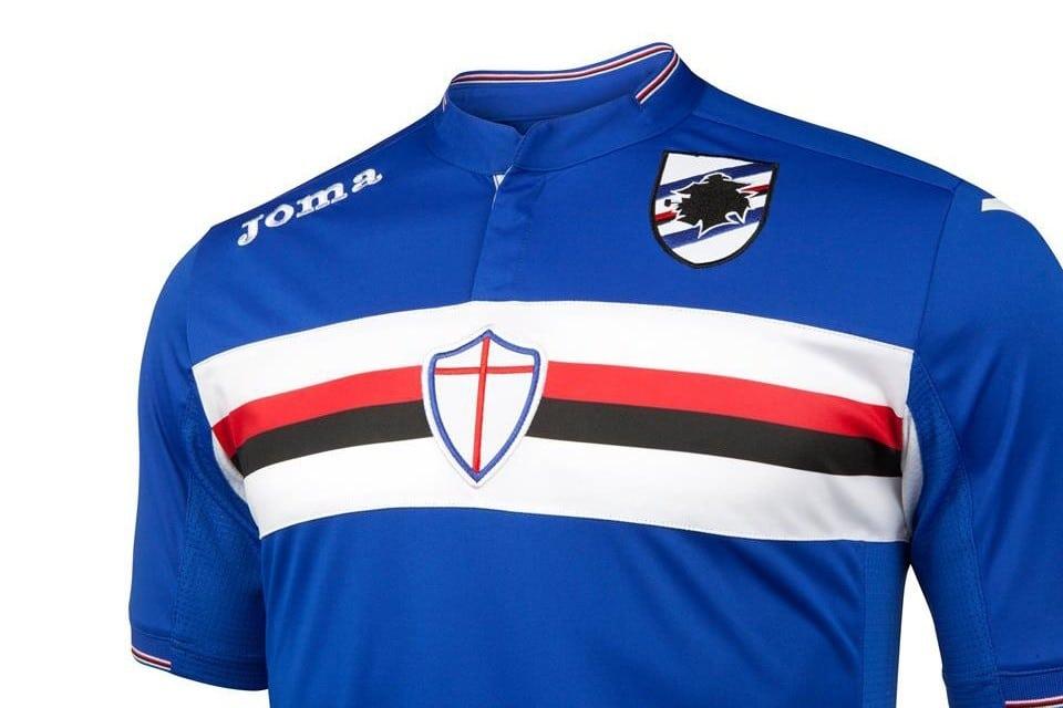 sampdoria shirt