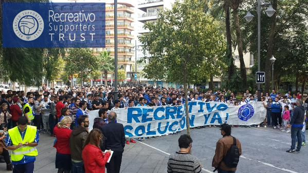 El 'Recre Trust' se convierte en accionista del Recreativo de Huelva