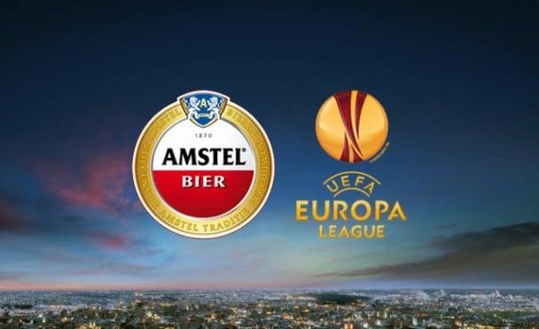 amstel sponsor europa league