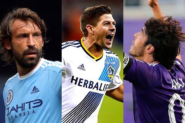 Top 10 Salarios Futbolistas de la MLS