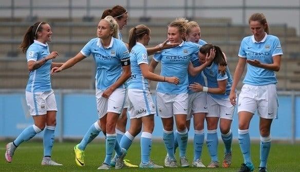 #SoccerEX  ManCity: 'Queremos ser el club de fútbol femenino más grande del mundo'