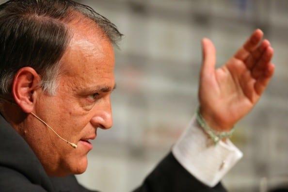 #SoccerEX: Javier Tebas 'En 4 o 5 años igualaremos los ingresos internacionales de la Premier'