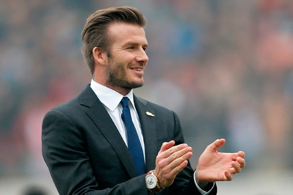 La marca 'David Beckham' ha ido revalorizandose cada vez más tras su retirada del fútbol. Fuente: stylepilot.com