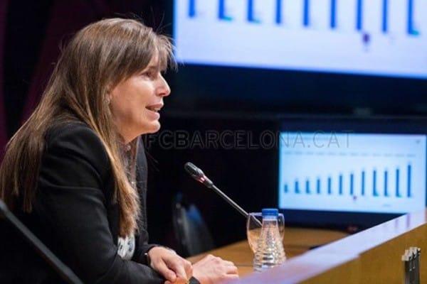 Susana Monje FCB