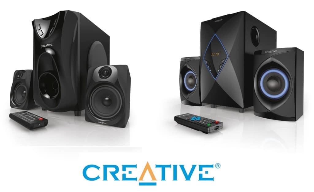 creative speaker system