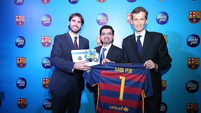 El acuerdo con Ambi Pur tiene una vigencia de dos años. Fuente: FCB