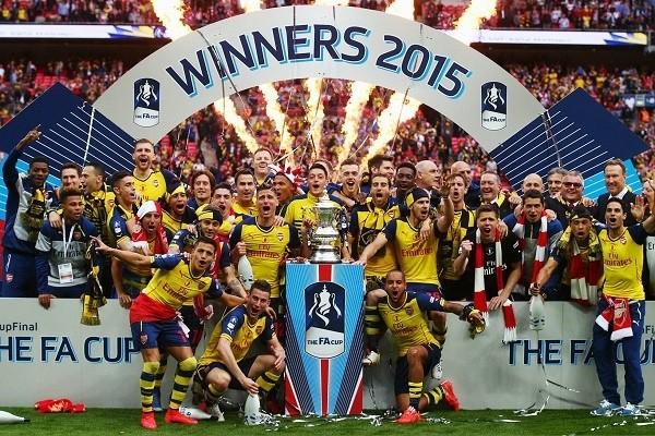 El Arsenal ha ganado las dos últimas ediciones. Fuente: The FA
