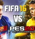 PES contra FIFA