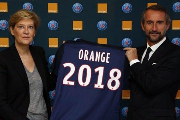 Orange intensifica su presencia en territorio francés con vistas a la UEFA Euro 2016. Fuente: www.palco23.com