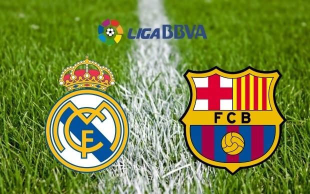 Real Madrid vs. Barcelona El Clásico 2015 2016