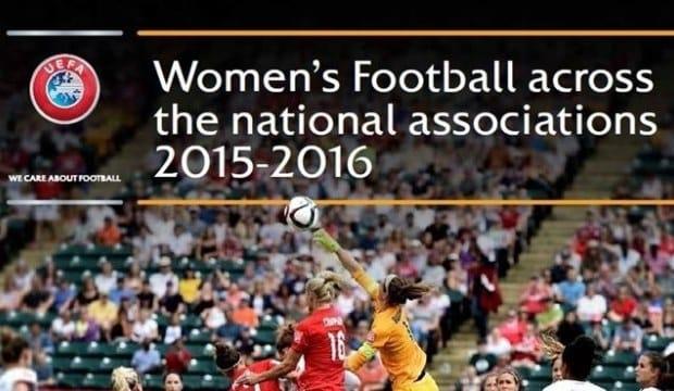 informe futbol femenino
