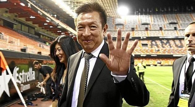 El Valencia CF recibe el visto bueno de Peter Lim para reactivar las obras de su nuevo estadio