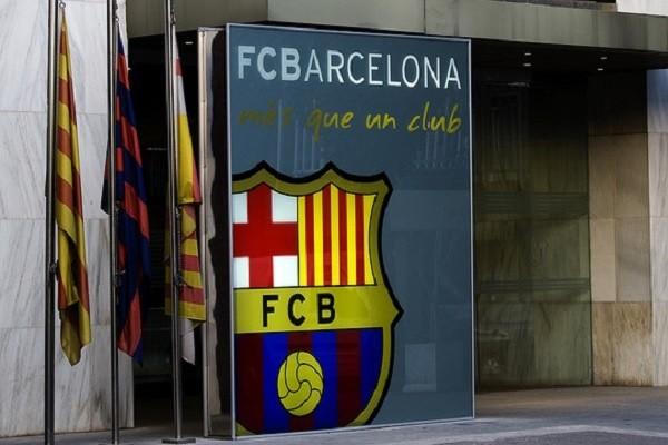 El FCB ya tiene oficina comercial en Hong Kong y en breve inaugurará otra en Nueva York. Fuente: El Periódico