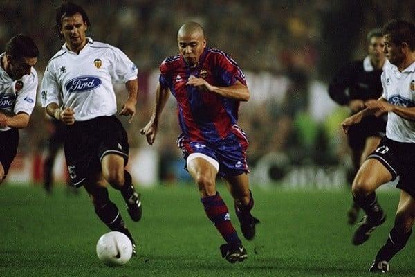 La liga española se juega con balón Nike desde la temporada 1996/1997. Fuente: Jot Down
