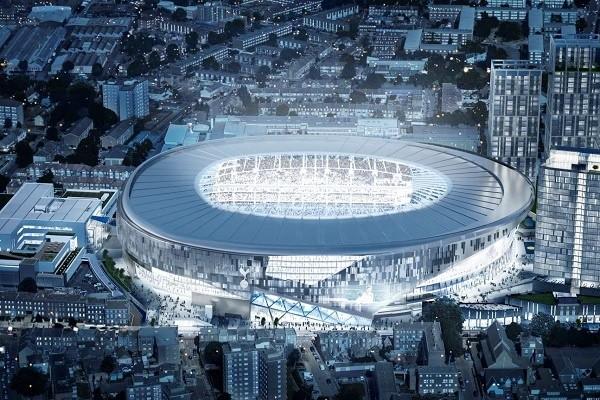 El estadio contará con la grada de una sola bandeja más grande del país, desde la que podrán animar 17.000 aficionados así como con un paseo por la parte superior del estadio. Fuente: A As Architecture