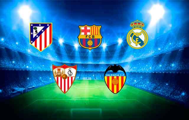 La Liga sigue siendo el mejor campeonato de fútbol del mundo en 2015