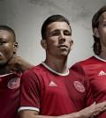 A pesar de la pérdida como patrocinador técnico, Adidas decidió seguir con su estrategia diseñada previamente para la Euro2016 y lanzó al mercado las nuevas camisetas para la selección danesa. Fuente: christiangravesen.com