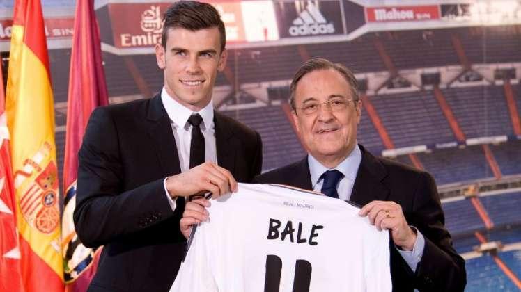 Bélgica denuncia que el fichaje de Bale se pagó con dinero público