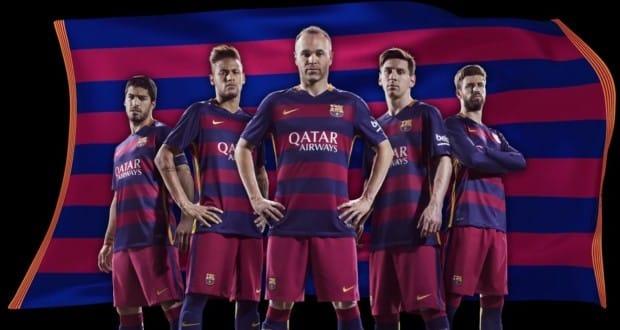 Nike y el FC Barcelona están a un paso de firmar un acuerdo récord ⋆ 72df37920f7