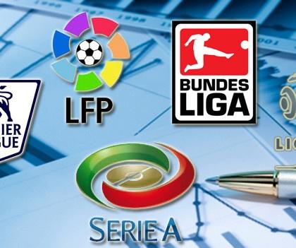 Ligas europeas / Agencias
