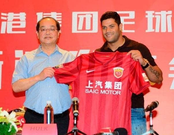 La mitad de los jugadores mejor pagados del mundo ya juega en China