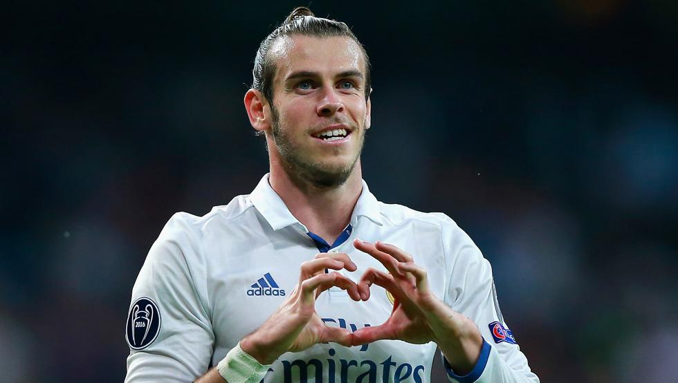 El Real Madrid escenifica el liderazgo de Gareth Bale